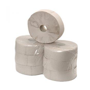 Egyrétegű nagytekercses toalettpapír ø 23cm