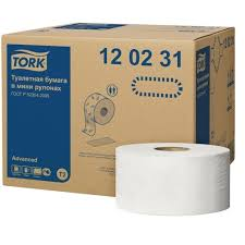 Tork kétrétegű nagytekercses toalettpapír, Tork 120231