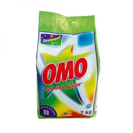 Omo Prof Color Eurocompact mosópor- 7 kg