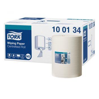Tork egyrétegű tekercses maxi belsőmagos kéztörlőpapír, Tork 100134