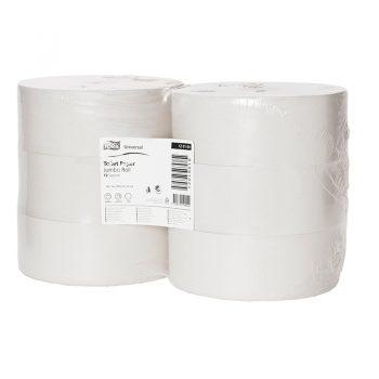 Tork egyrétegű nagytekercses toalettpapír ø 26cm, Tork 120160