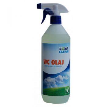 Termékfotó: Doma Clean wc olaj 1 literes szórófejes flakon kiszerelésben