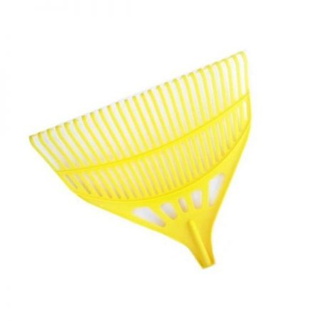 Sárga színű, 26 fogú lombseprűfej