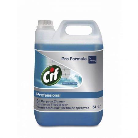 5 literes kanna kiszerelésű Cif Brilliance általános tisztítószer