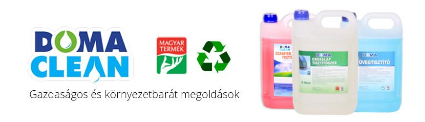 Doma Clean termékek
